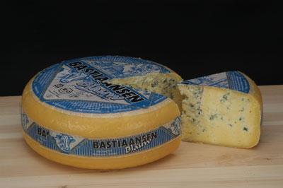 Bastiaansen Blauw koe