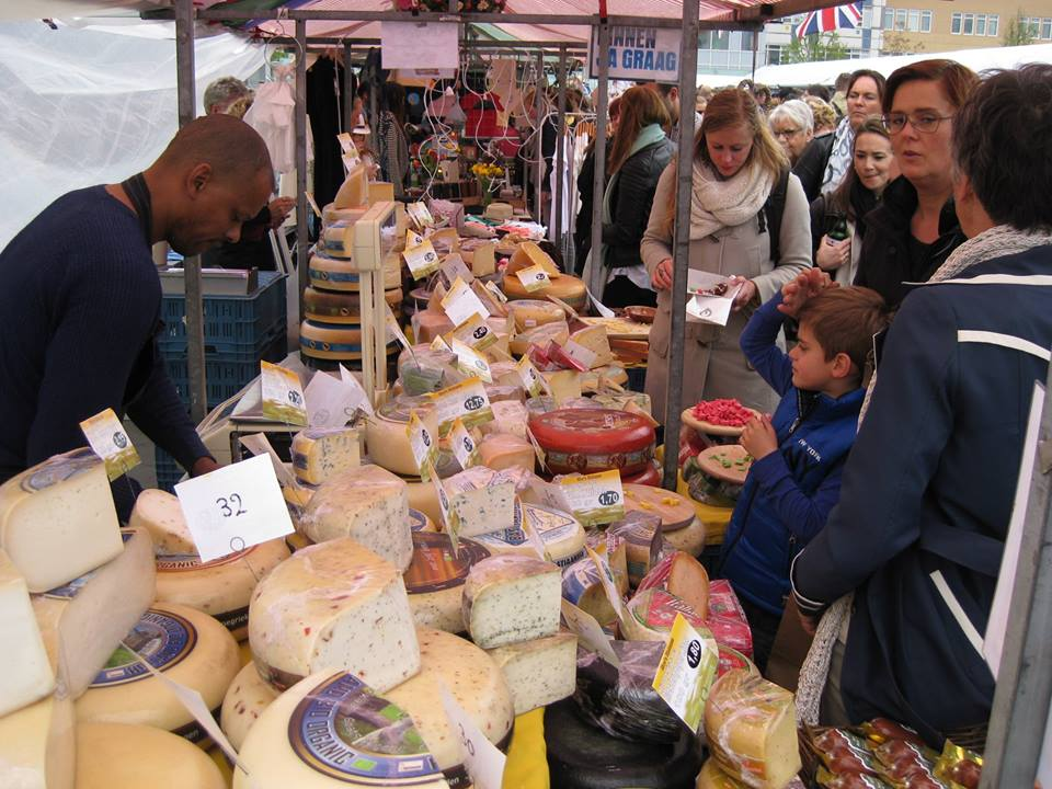 Rico's Biokazen Op De Swan Market